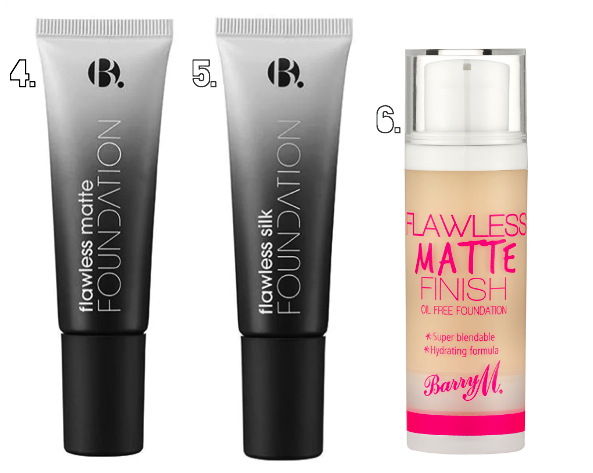 b&barry m foundations