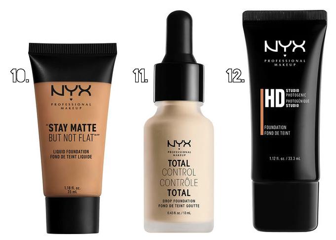 NYX FOUNDATIONS
