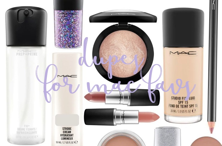 Cruelty Free & Vegan Dupes for MAC Favourites – Rebekah Lydia